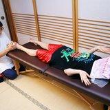 快身ゆるもみ療法 + Spiral tube care + 指もみ療法